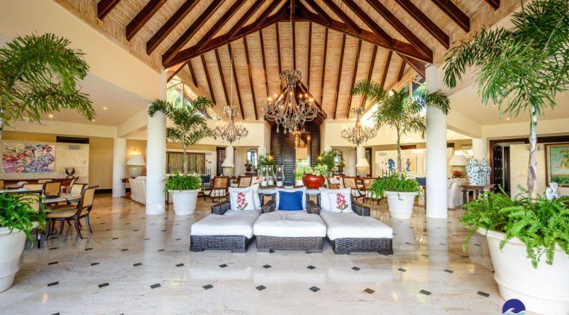 Vista Chavon 7 - Villa El Palmar - Casa de Campo Resort - Luxury Villa for sAle 00007