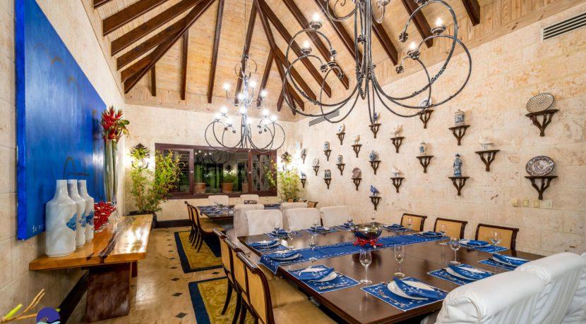 Vista Chavon 7 - Villa El Palmar - Casa de Campo Resort - Luxury Villa for sAle 00016