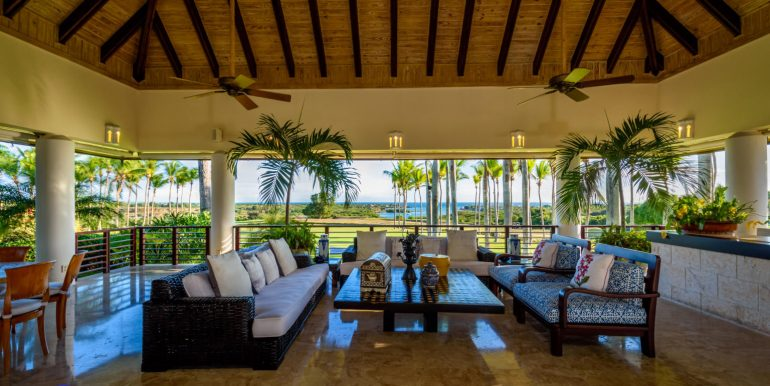 Vista Chavon 7 - Villa El Palmar - Casa de Campo Resort - Luxury Villa for sAle 00018