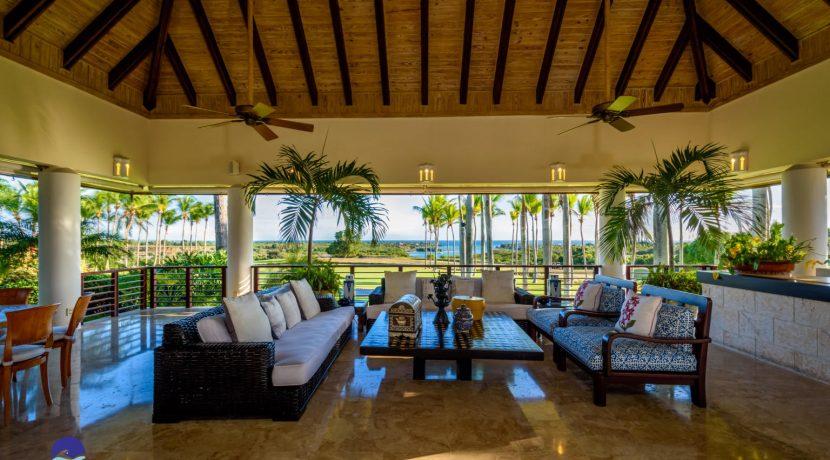 Vista Chavon 7 - Villa El Palmar - Casa de Campo Resort - Luxury Villa for sAle 00018