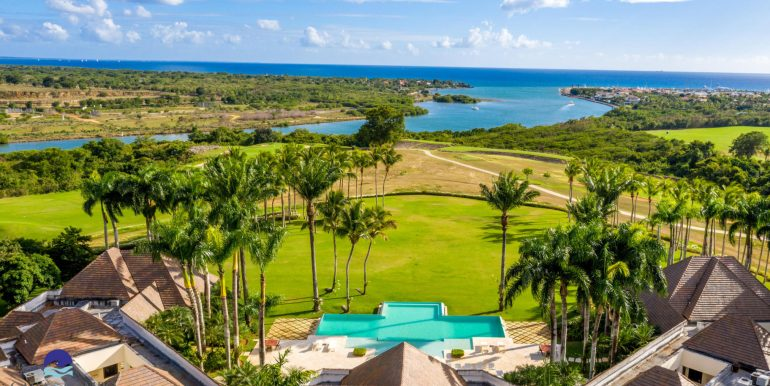 Vista Chavon 7 - Villa El Palmar - Casa de Campo Resort - Luxury Villa for sAle 00021