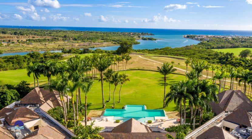 Vista Chavon 7 - Villa El Palmar - Casa de Campo Resort - Luxury Villa for sAle 00021