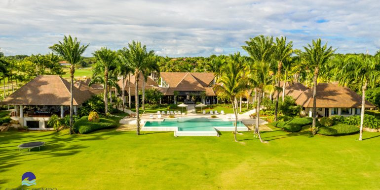 Vista Chavon 7 - Villa El Palmar - Casa de Campo Resort - Luxury Villa for sAle 00022
