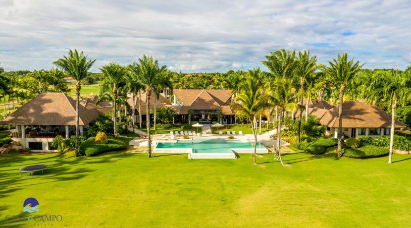 Vista Chavon 7 - Villa El Palmar - Casa de Campo Resort - Luxury Villa for sAle 00022