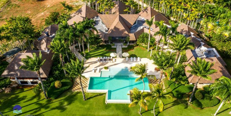 Vista Chavon 7 - Villa El Palmar - Casa de Campo Resort - Luxury Villa for sAle 00023