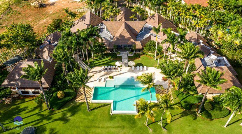 Vista Chavon 7 - Villa El Palmar - Casa de Campo Resort - Luxury Villa for sAle 00023