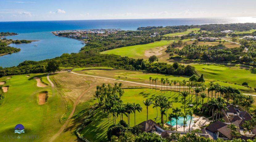Vista Chavon 7 - Villa El Palmar - Casa de Campo Resort - Luxury Villa for sAle 00024