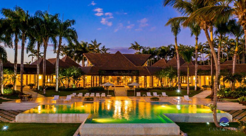 Vista Chavon 7 - Villa El Palmar - Casa de Campo Resort - Luxury Villa for sAle 00025
