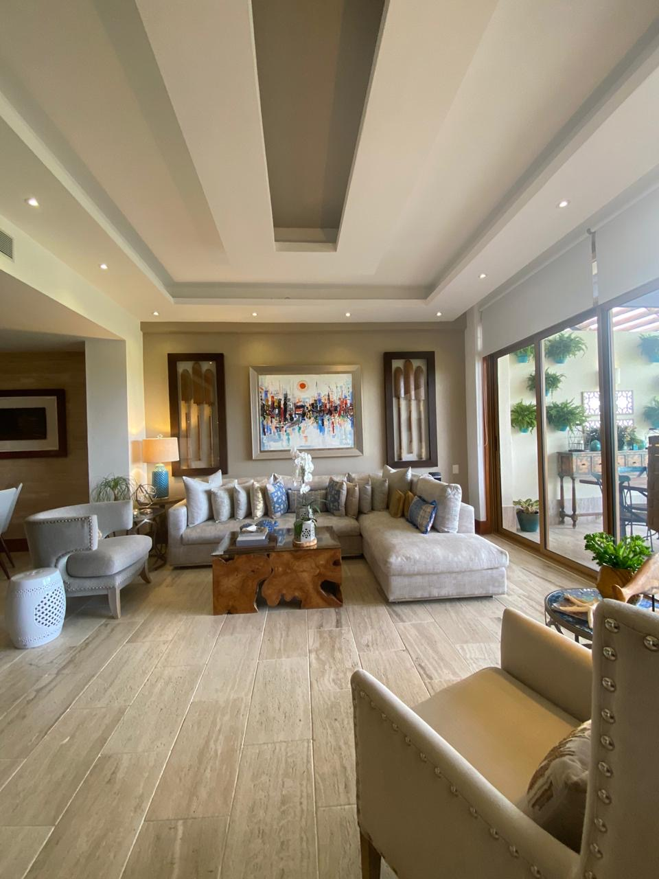 A condo at Los Altos with Panoramic views of the Dye Fore