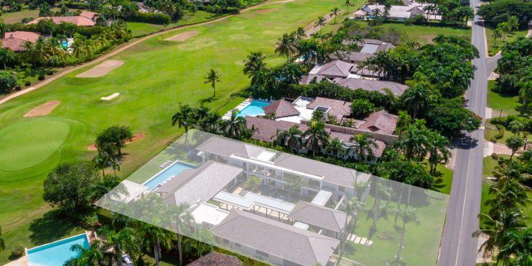 Las Palmas 25 - Casa de Campo Resort - Luxury Villa for sale - Luxury Real Estate in Dominican Republic00020