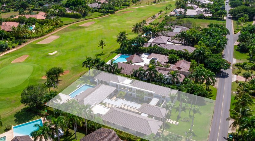 Las Palmas 25 - Casa de Campo Resort - Luxury Villa for sale - Luxury Real Estate in Dominican Republic00020