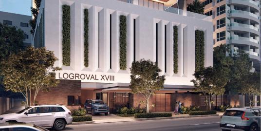 Logroval XVIII – Avenida Anacaona