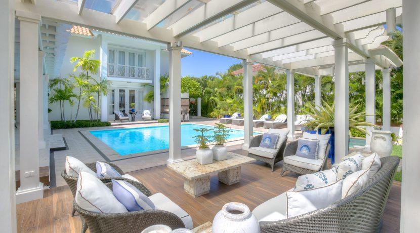 Tortuga B9 - Punta cana Resort - Luxury Real Estate for sale Back