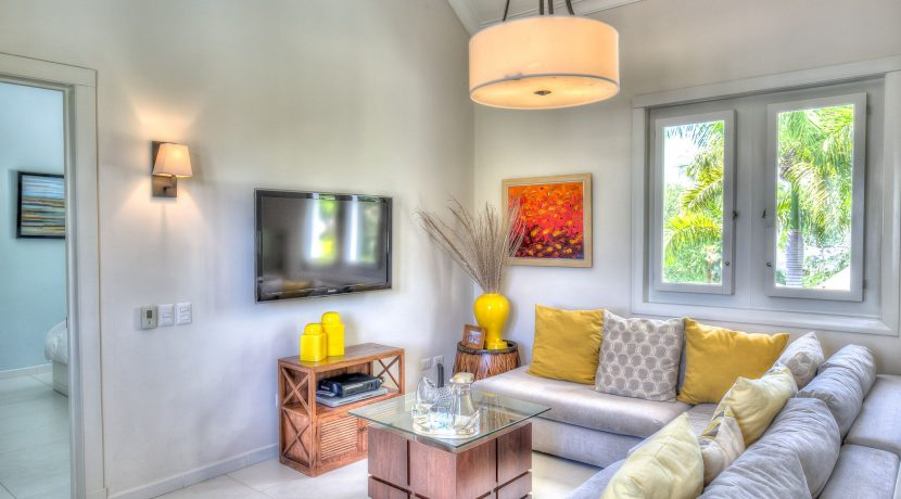 Tortuga B9 - Punta cana Resort - Luxury Real Estate for sale Family Room
