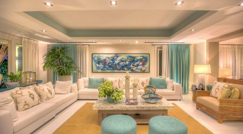 Tortuga B9 - Punta cana Resort - Luxury Real Estate for sale Living Room