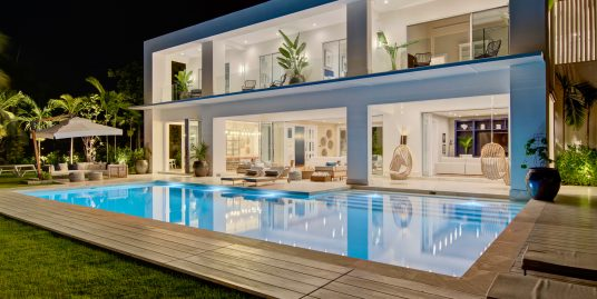 Contemporary Style Villa at Arrecife, Puntacana Resort