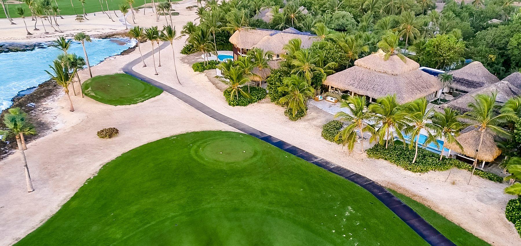 Turquoise Oceanfront Tropical Eden Rock Villa
