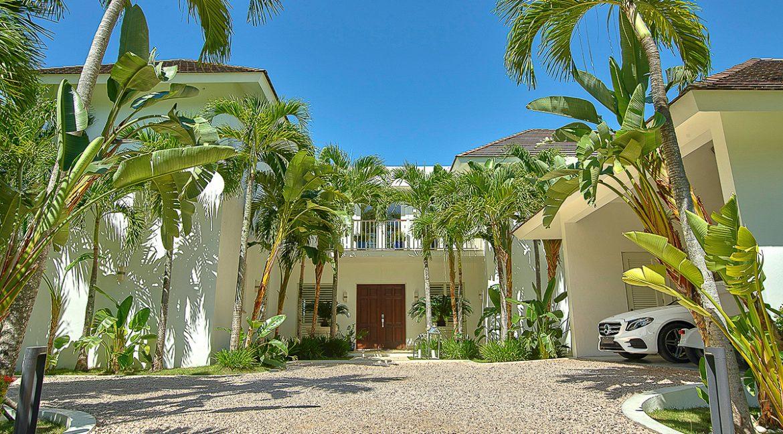 Tortuga D-4 - Puntacana Resort & Club - Luxury villa for sale-1