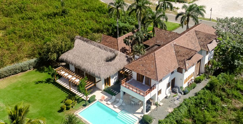New Punta Espada Golf Front Luxury Villa