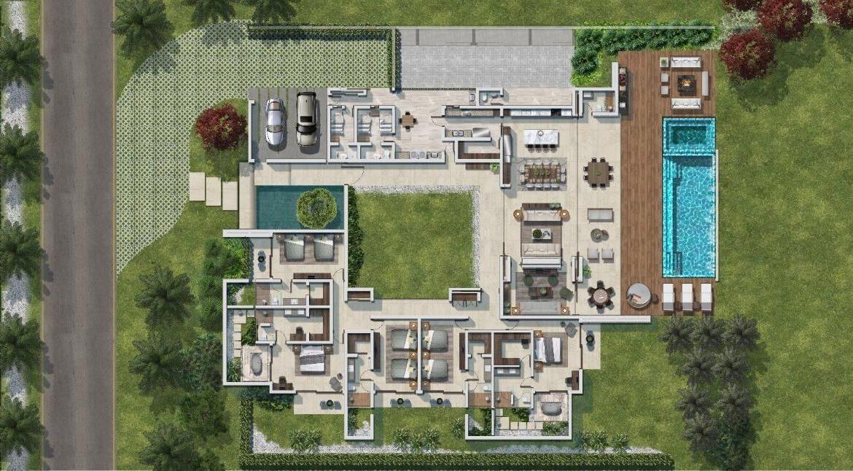 20 Flamboyanes - Casa de Campo Resort for sale00002