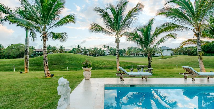 Family Mansion at prestigious Arrecife inside Puntacana Resort