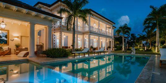Family Mansion at prestigious Arrecife inside Puntacana Resort