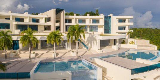 MILLION DOLLAR VIEWS ! Contemporary Tropical Hillside Mega Mansion