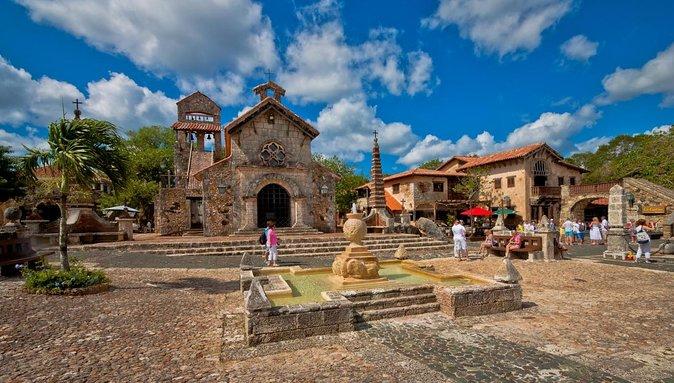 Altos de Chavon Church