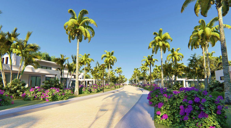 Las Palmeras de Coson - Las Terrenas - Samana - Beachfront Residences00004