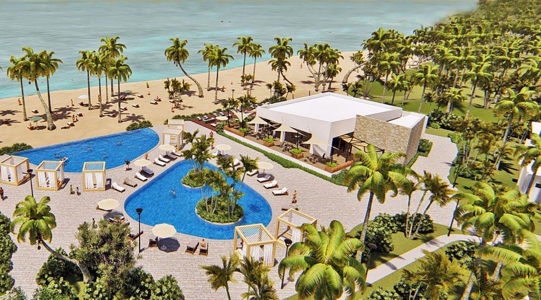 Las Palmeras de Coson - Las Terrenas - Samana - Beachfront Residences00005
