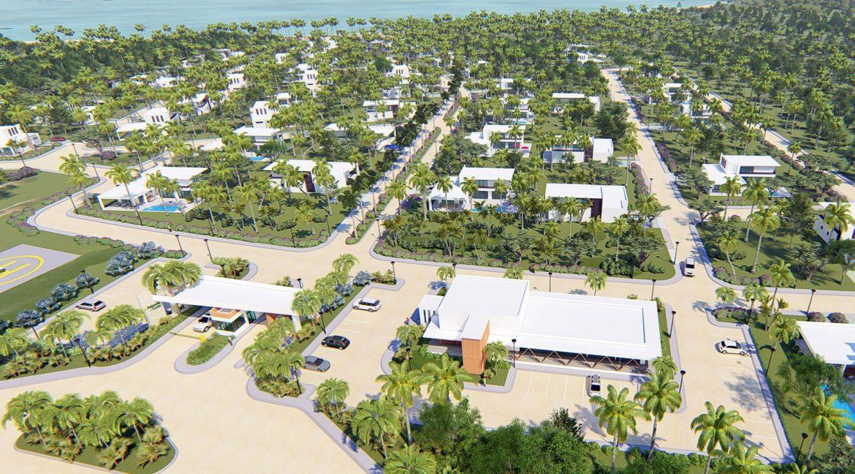 Las Palmeras de Coson - Las Terrenas - Samana - Beachfront Residences00006
