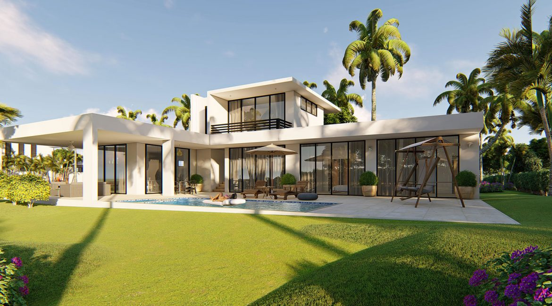 Las Palmeras de Coson - Las Terrenas - Samana - Beachfront Residences00009