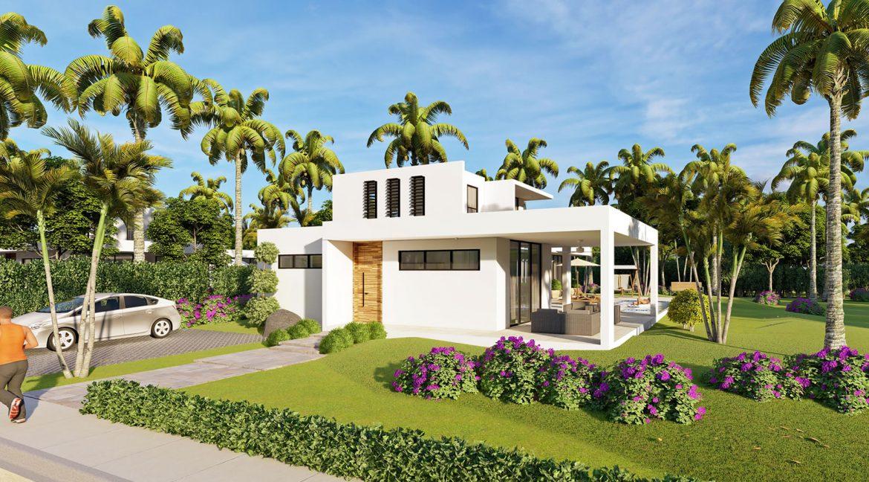 Las Palmeras de Coson - Las Terrenas - Samana - Beachfront Residences00010