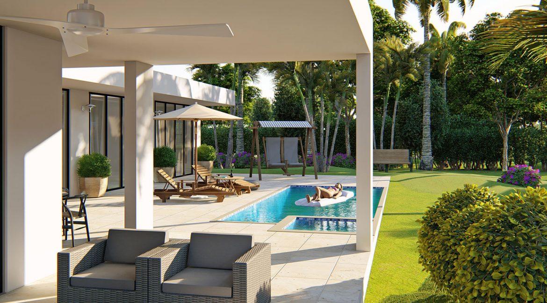 Las Palmeras de Coson - Las Terrenas - Samana - Beachfront Residences00012