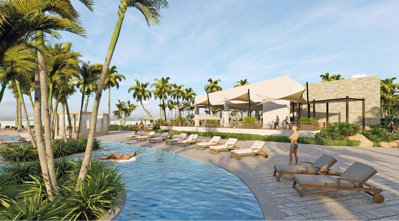 Las Palmeras de Coson - Las Terrenas - Samana - Beachfront Residences00015
