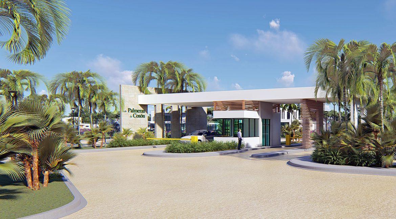 Las Palmeras de Coson - Las Terrenas - Samana - Beachfront Residences00021