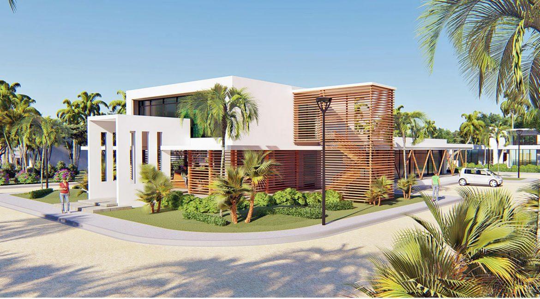 Las Palmeras de Coson - Las Terrenas - Samana - Beachfront Residences00023