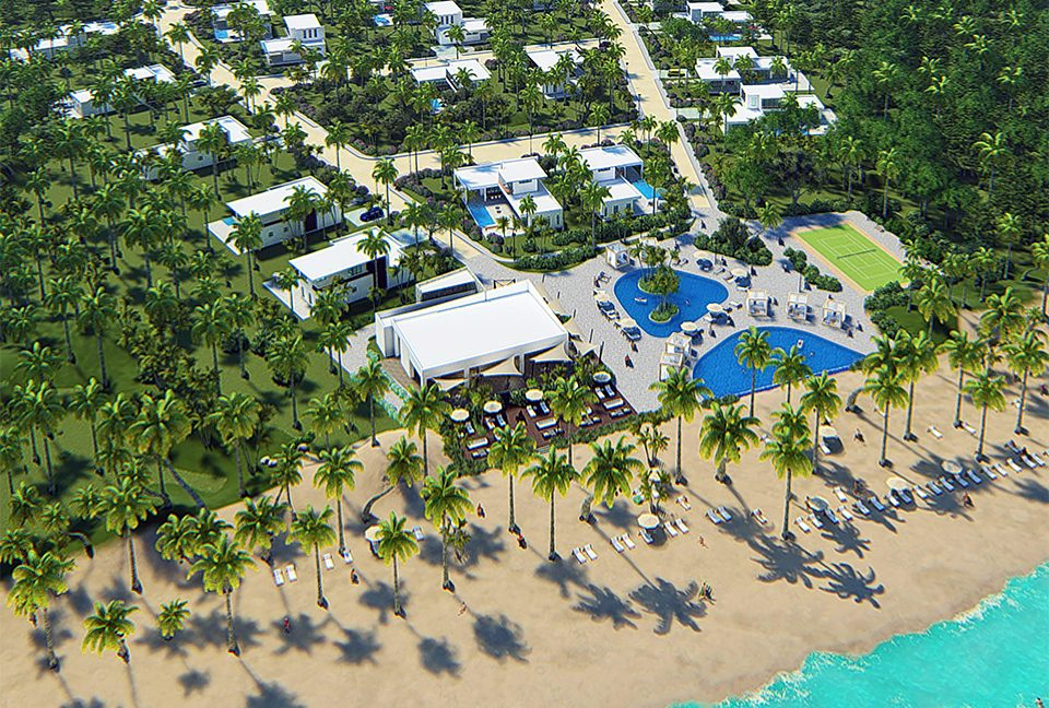 Las Palmeras de Coson - Las Terrenas - Samana - Beachfront Residences00026