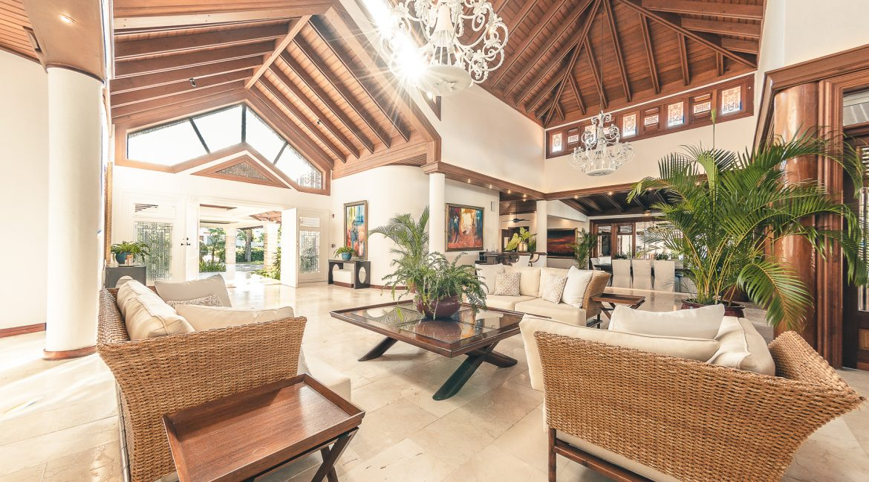 Las Palmas 18-19 - Casa de Campo Resort - Luxury Villa for Sale - -3